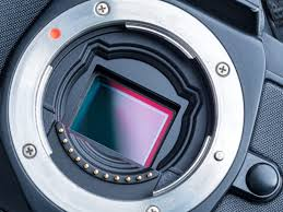 image sensor in camera