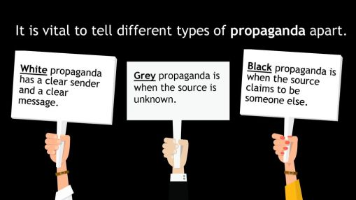 It+is+vital+to+tell+different+types+of+propaganda+apart.